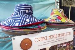 Orange Bicycle Designs